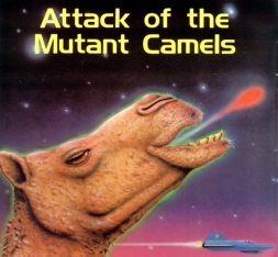 Attack Of The Mutant Camels - Llamasoft