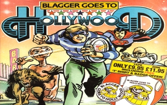 Blagger Goes To Hollywood