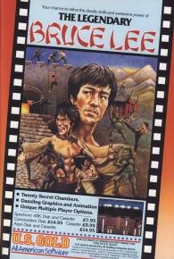 Bruce Lee Advert