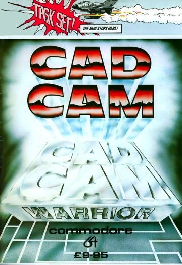Taskset Cad Cam Warrior Advert