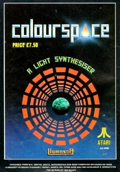 Colourspace - Light Synthesiser