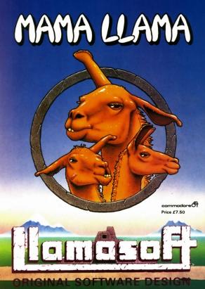 Llamasoft - Mama Llama Advert