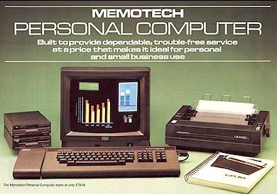 Memotech MTX512