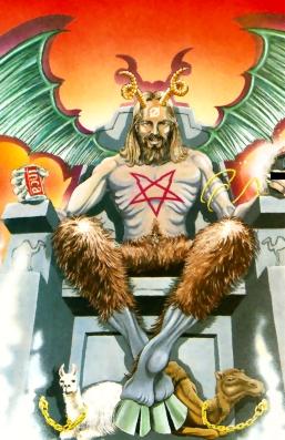 Big K - Jeff Minter - Goatbuster