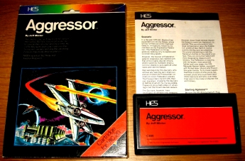 Aggressor - Andes Attack - Vic 20