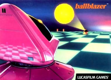 Ballblazer - Lucasfilm - Activision