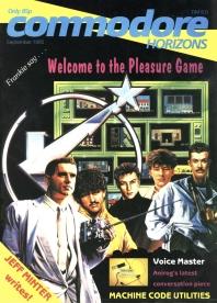 Commodore Horizons