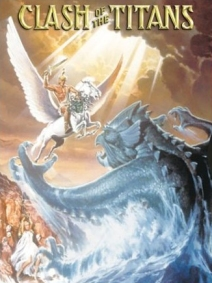 Clash of the Titans Ray Harryhausen