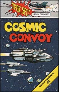 Cosmic Convoy Taskset