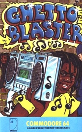 Ghettoblaster Cover