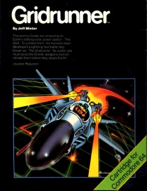 Gridrunner - Llamasoft - C64