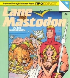 Lane Mastodon vs. The Blubbermen