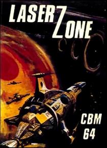 Laser Zone - Llamasoft - C64