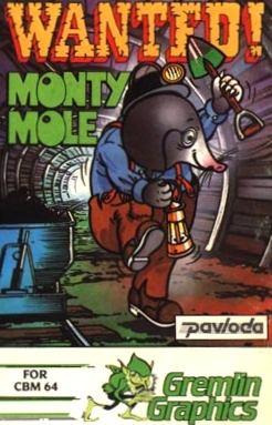 Wanted! Monty Mole