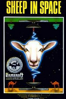 Sheep In Space - Llamasoft - C64