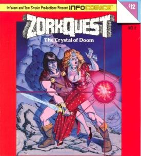 ZorkQuest II: The Crystal of Doom