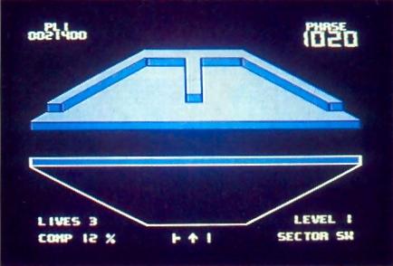 Cad Cam Warrior Blue Game Screen