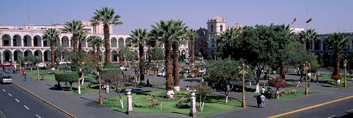 Arequipa City - Southern Peru