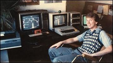 Bill Hogue - Miner 2049er - 1983 - Big Five Software