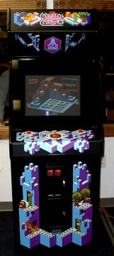 Crystal Castles Coin-Op - Atari - 1983