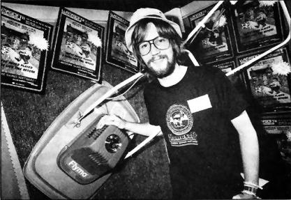 Flymo - Jeff Minter