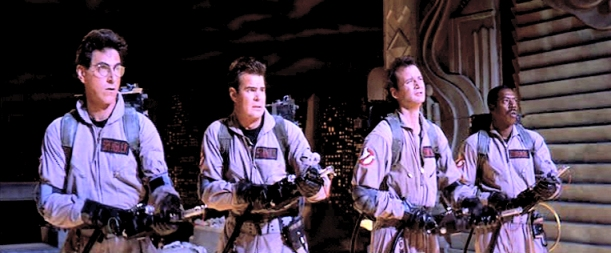Ghostbusters Columbia Pictures Inc