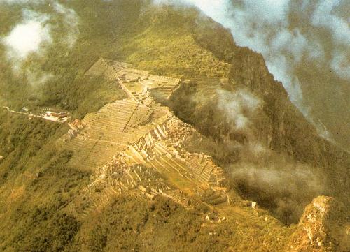 Huayna Picchu - Peru