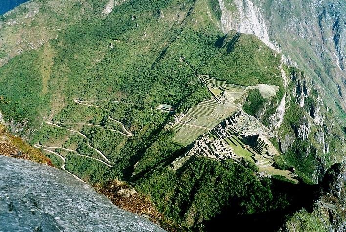 Huayna Picchu - Wayna Picchu - Machu Picchu - Peru