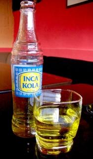 Inca Kola - Peru
