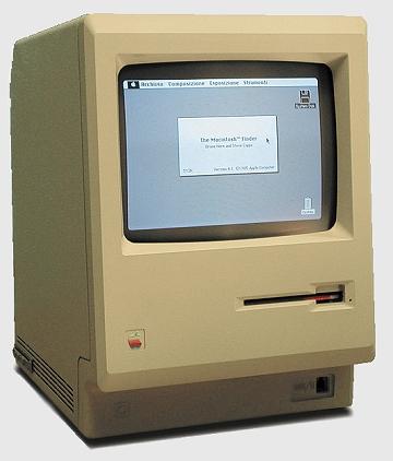 Apple Macintosh 128