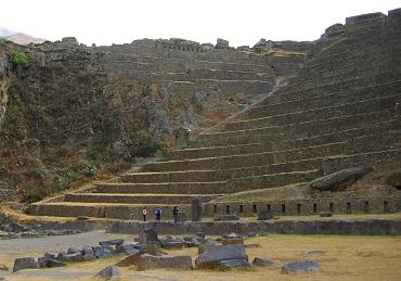 Ollantaytambo - Cusco - Peru