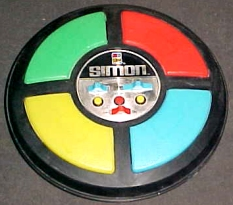 MB Games Simon Says 1978