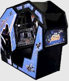Star Wars Coin-Op 1983