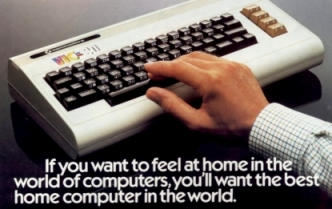 Commodore Vic 20 computer